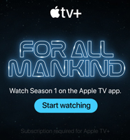 Apple TV+. For All Mankind