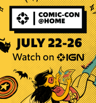 Comic-Con@Home Watch on IGN