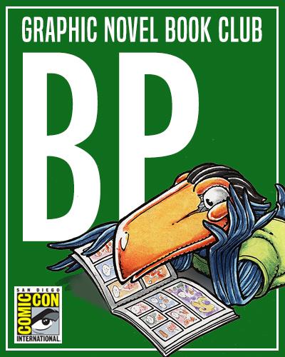 Comic-Con Graphic Novel Book Clubs: Balboa Park