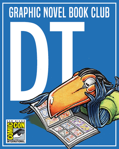 Comic-Con Graphic Novel Book Clubs: Downtown