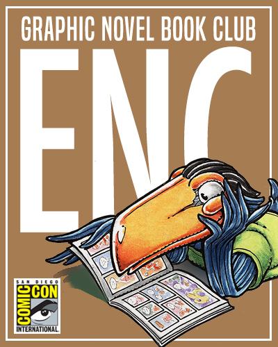 Comic-Con Graphic Novel Book Clubs: Encinitas
