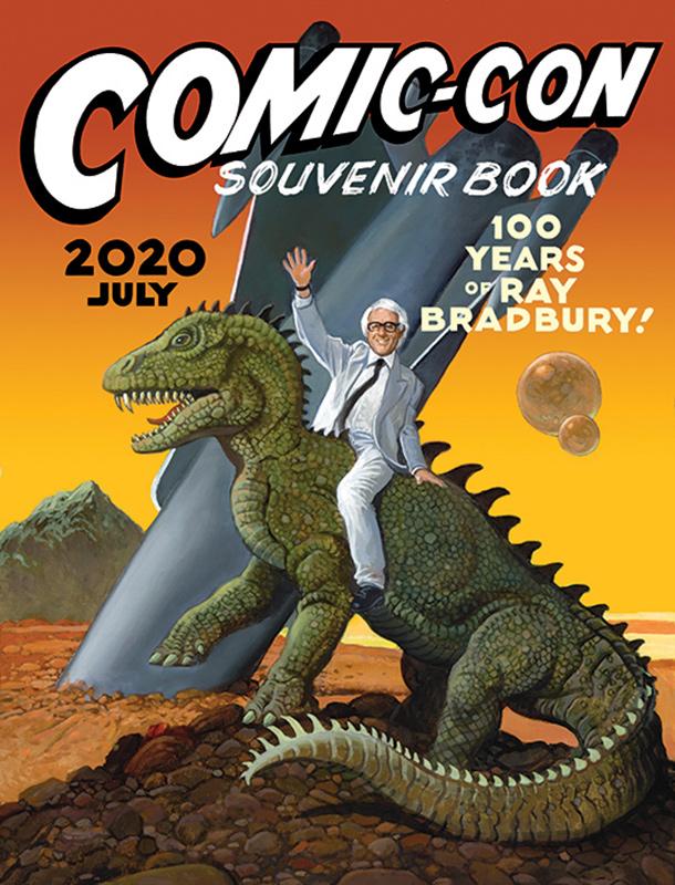 Comic-Con 2020 Souvenir Book