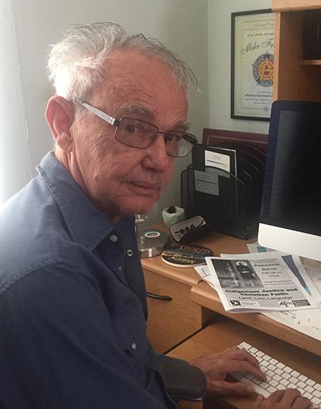 Mike Friedrich, 2019 Bill Finger Award Recipient
