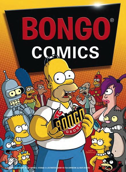 Bongo Comics