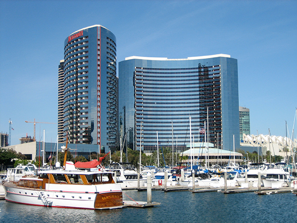 Comic-Con International at the Marriott Marquis and Marina