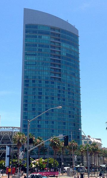 Comic-Con International at the Omni San Diego Hotel