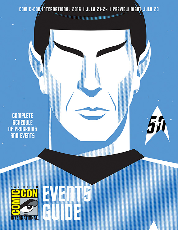 Comic-Con International 2016 Events Guide