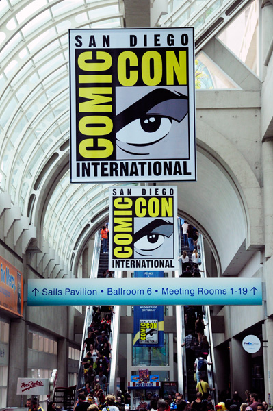 Comic-Con International: San Diego