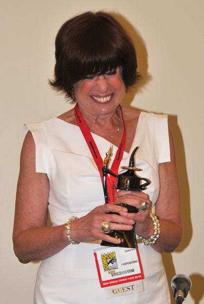 Jenette Kahn