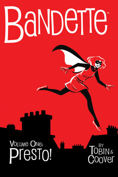 Bandette book cover