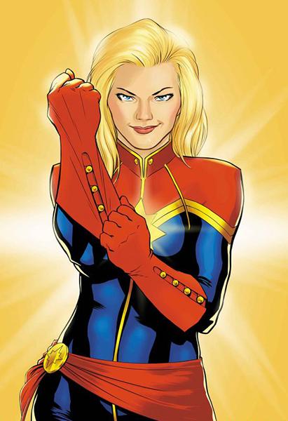 All-New Marvel NOW! Captain Marvel #1