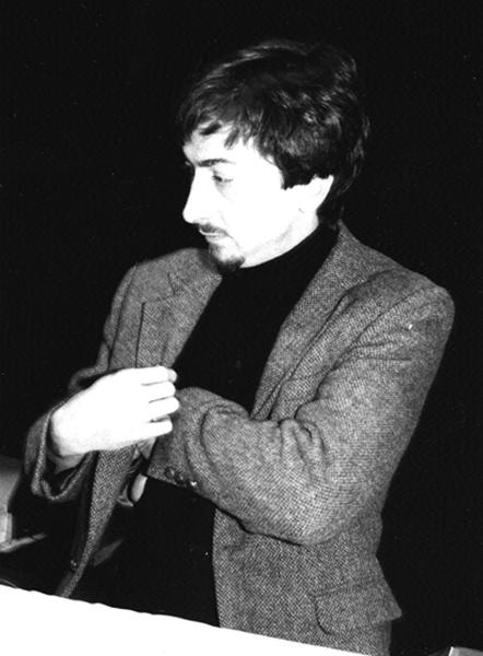 Frank Miller in 1982