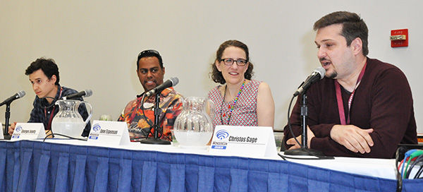 Buffy Season 9 Panel at WonderCon Anaheim