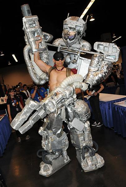 Cosplay at WonderCon Anaheim
