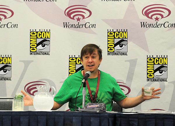 John Layman at WonderCon Anaheim