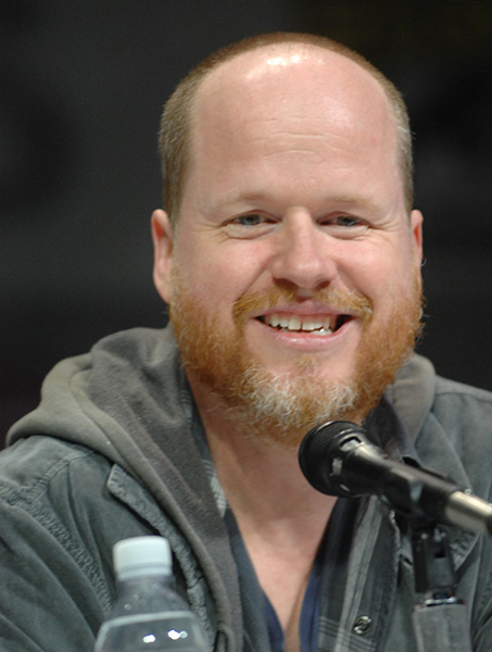 Joss Whedon at WonderCon Anaheim