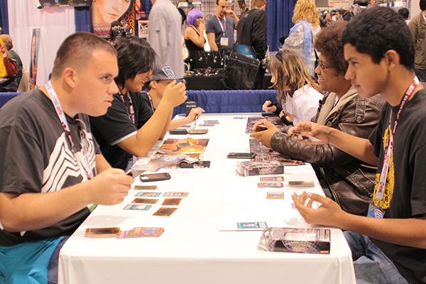 WonderCon Anaheim Games 2014