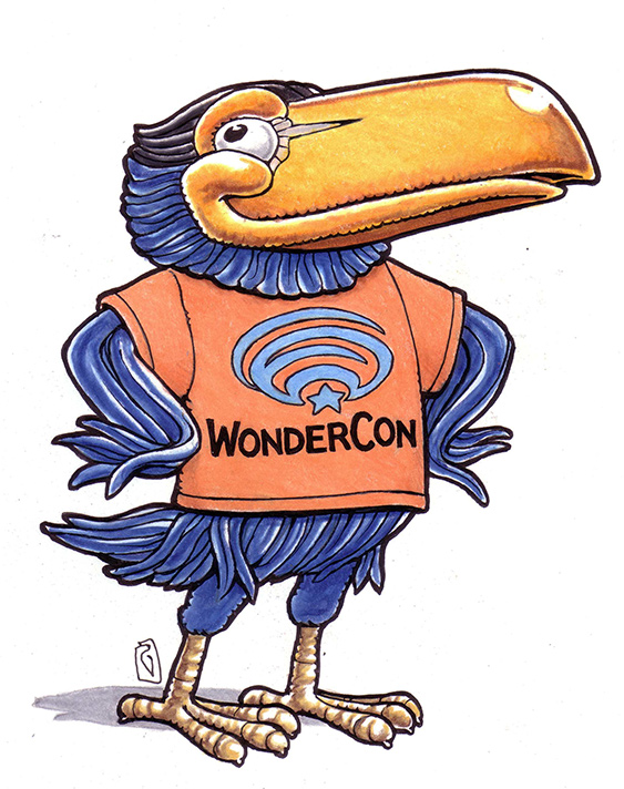 WonderCon Anaheim 2018 Registration Update
