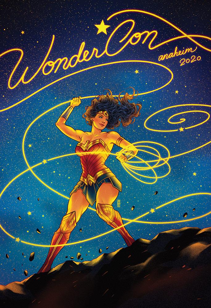 WonderCon Anaheim 2020 Program Book