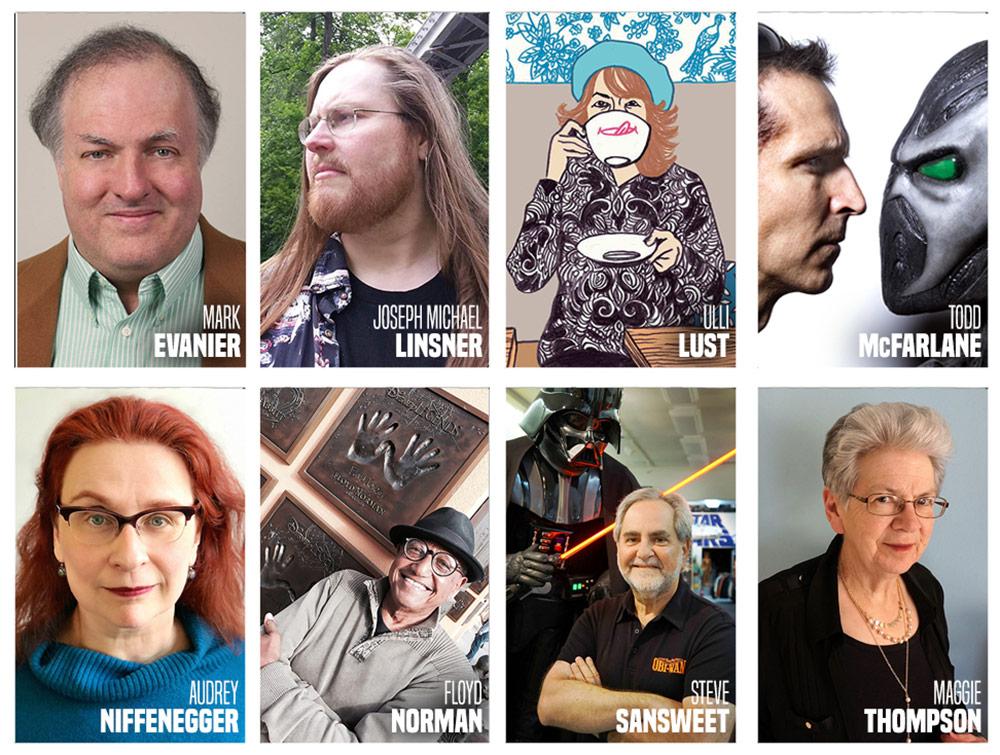 Comic-Con 2019 Special Guests