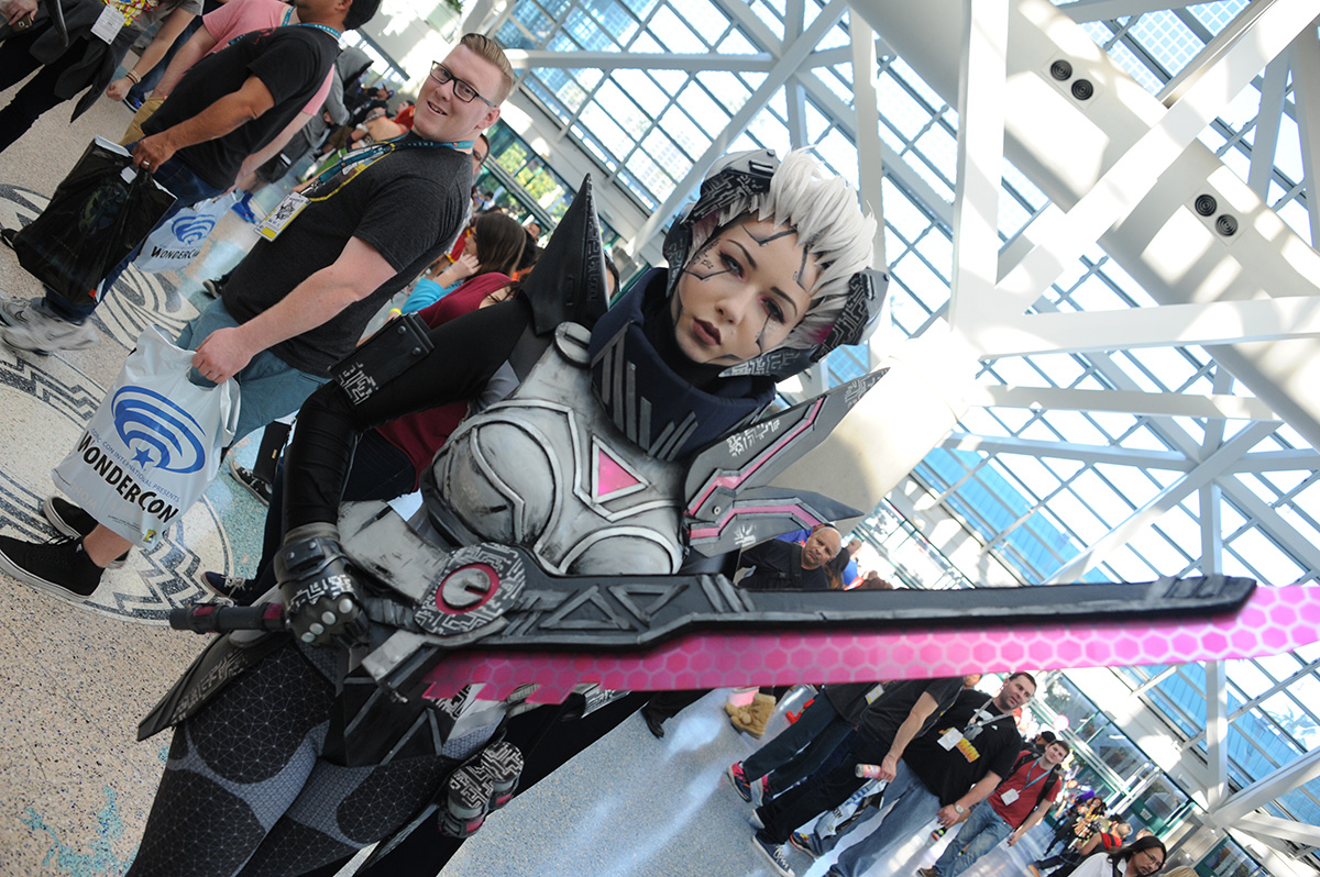 WonderCon 2016 Day Two Photo Gallery