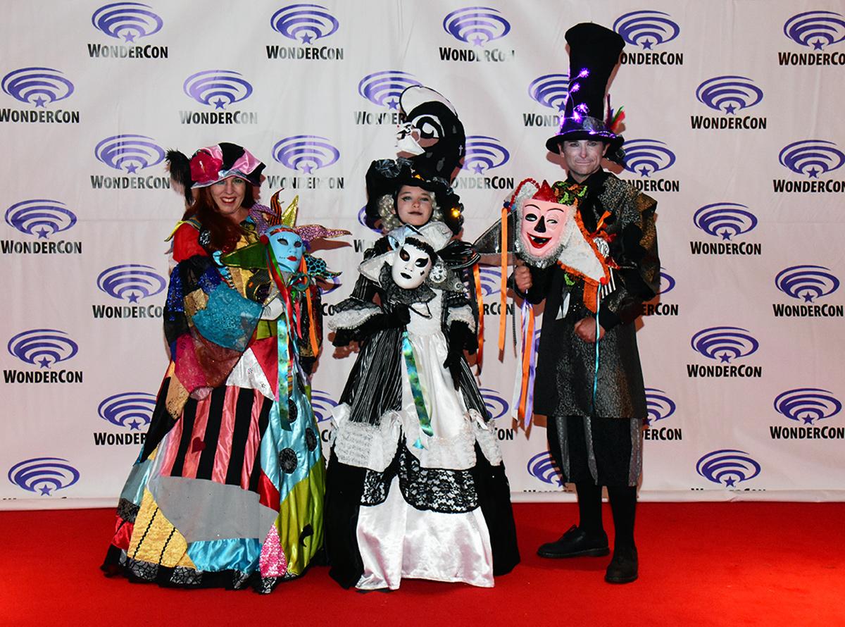 WonderCon 2016 Masquerade