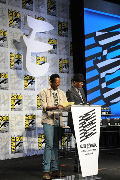2015 Will Eisner Comic Industry Awards Photo Gallery