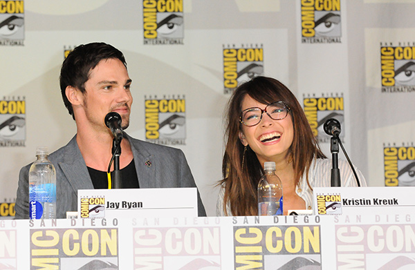 Beauty and the Beast panel at Comic-Con International 2013