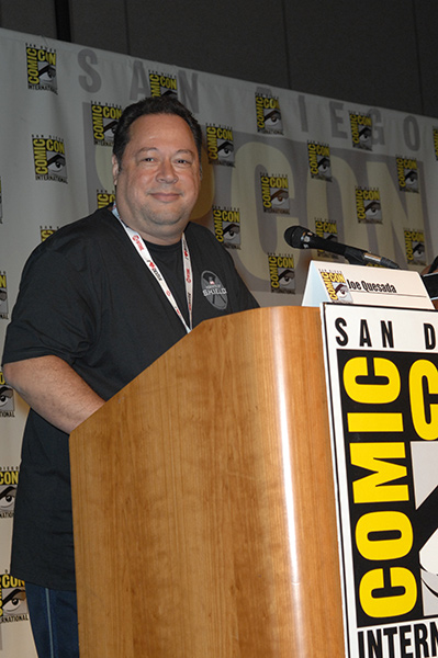 Joe Quesada at Comic-Con International 2013