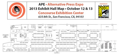 click for the Exhibit Hall Map pdf