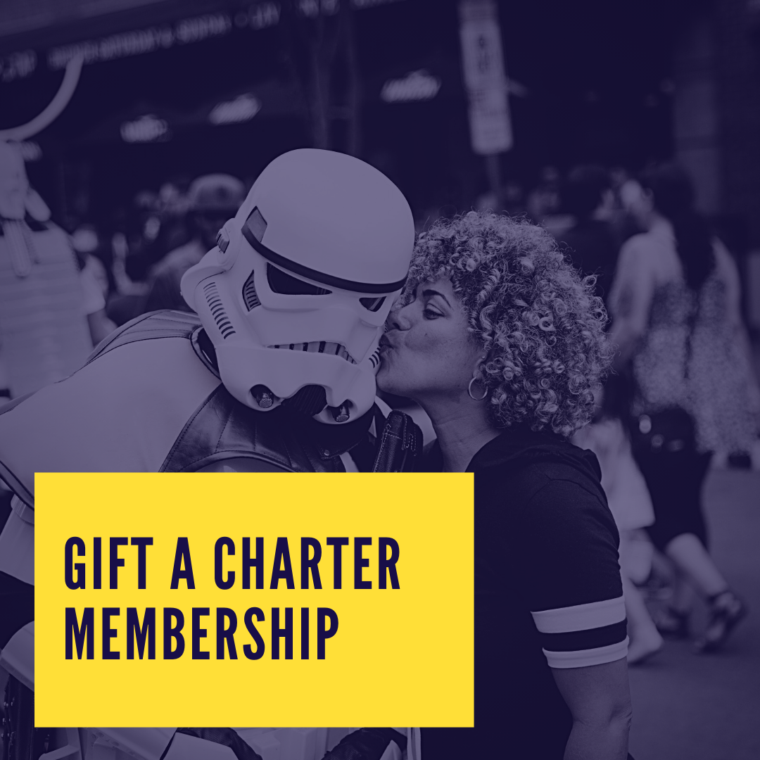 Gift a Charter Membership