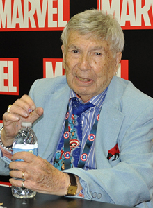Allen Bellman at Comic-Con International 2016