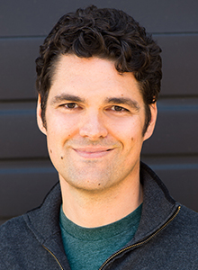 Jonathan Case at Comic-Con International 2016
