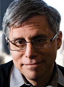 Paul Levitz at Comic-Con 2019, July 18-21 at the San Diego Comic Convention
