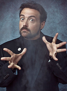 Kevin Smith at Comic-Con 2019, July 18-21 at the San Diego Convention Center