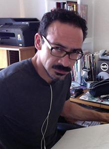 Humberto Ramos at WonderCon 2016