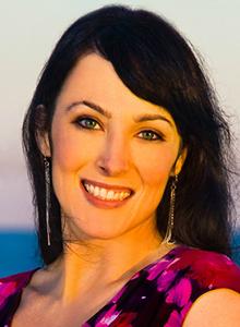 Deliah Dawson at WonderCon Anaheim 2017, March 31–April 2 at the Anaheim Convention Center