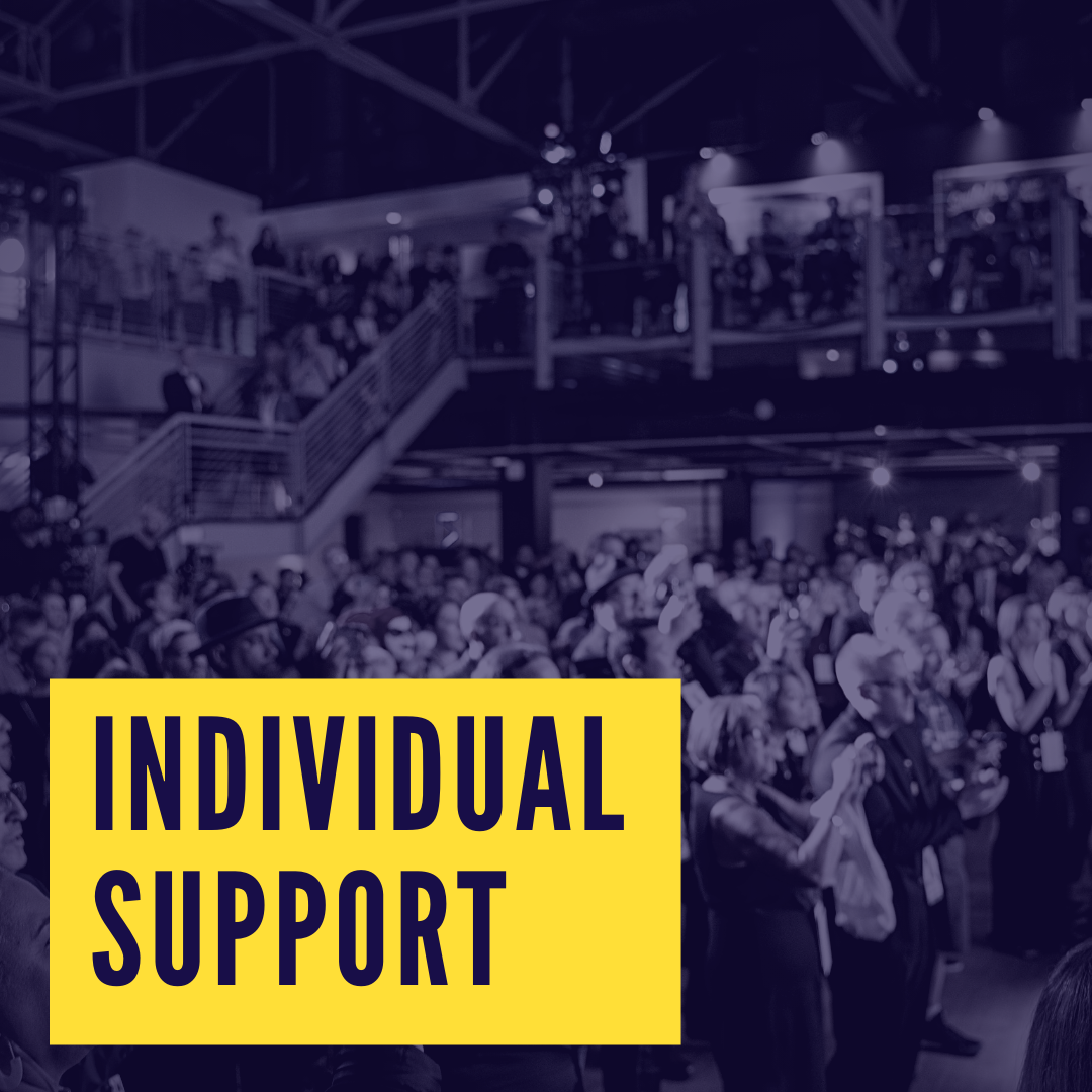 Icon for individual support