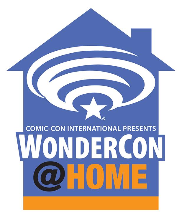 WonderCon@Home Logo