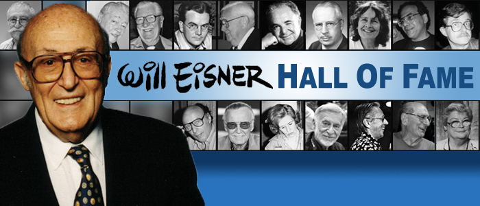 Will Eisner Hall of Fame