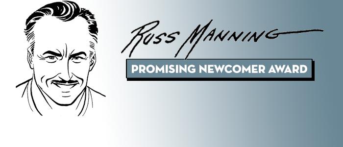 Russ Manning Award 2014 Nominees