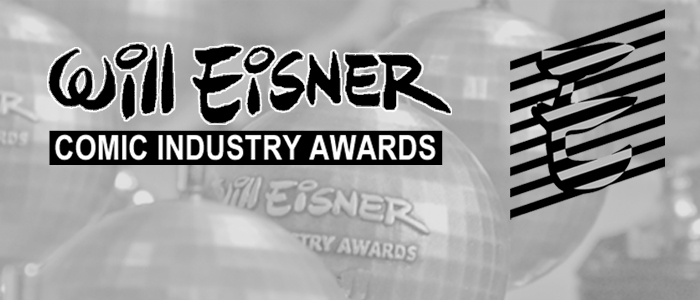 Will Eisner Comic Industry Awards 2015
