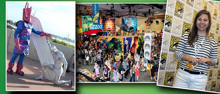 Comic-Con International 2014 Friday Photo Gallery