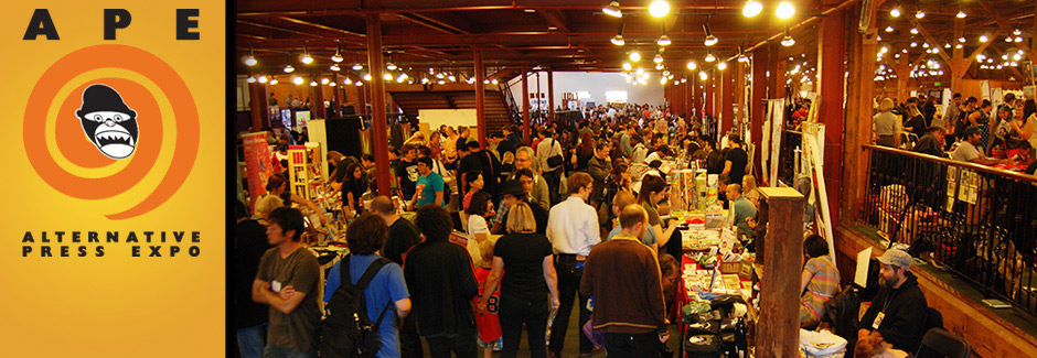 APE 2014, the Alternative Press Expo