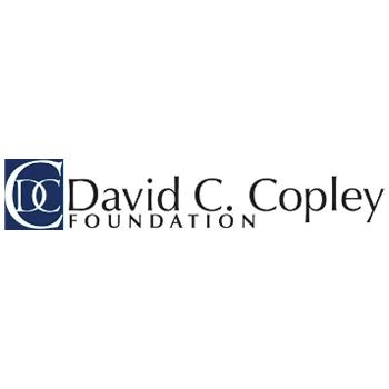 David C. Copley Foundation logo