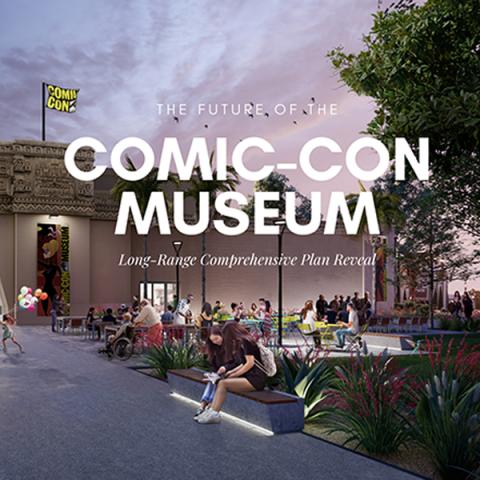 Comic-Con Museum Glimpse into Future