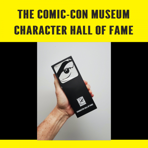 Comic-Con Museum Character Hall of Fame image