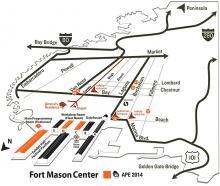 APE 2014 at Fort Mason Center