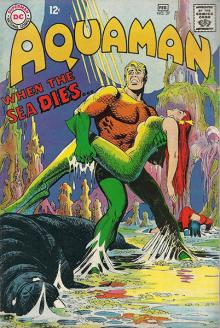 75th Anniversary of Aquaman