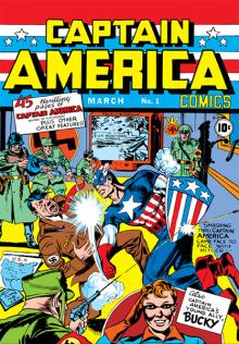 75th Anniversary of Captain America